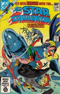 All-Star Squadron #2 (1981)