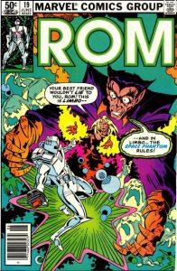 ROM #19 (1981)
