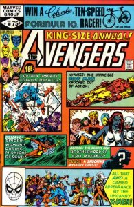 Avengers Annual #10 (1981)
