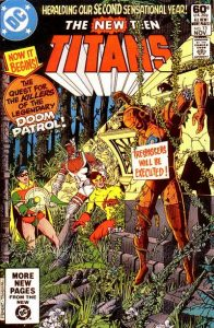 The New Teen Titans #13 (1981)