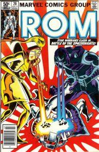 ROM #20 (1981)