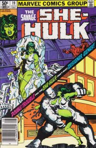The Savage She-Hulk #19 (1981)