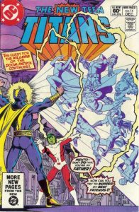 The New Teen Titans #14 (1981)