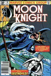 Moon Knight #10 (1981)