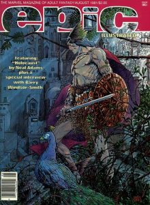 Epic Illustrated #7 (1981)