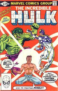 The Incredible Hulk Annual #10 (1981)