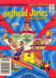 The Jughead Jones Comics Digest #18 (1981)