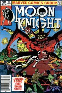 Moon Knight #11 (1981)
