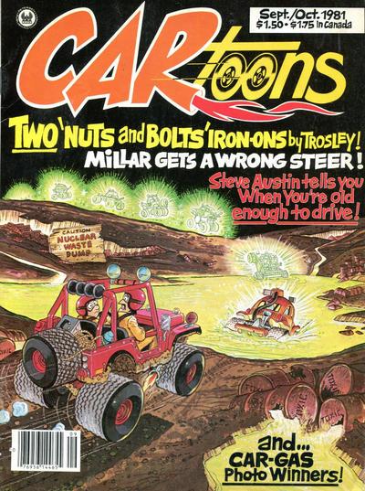 CARtoons #[122] (1981)