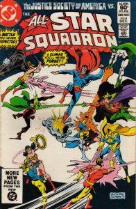 All-Star Squadron #4 (1981)