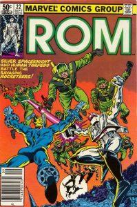 ROM #22 (1981)
