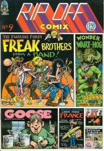 Rip Off Comix #9 (1981)