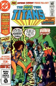 The New Teen Titans #16 (1981)