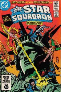 All-Star Squadron #5 (1981)