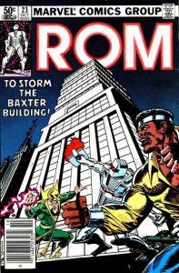 ROM #23 (1981)