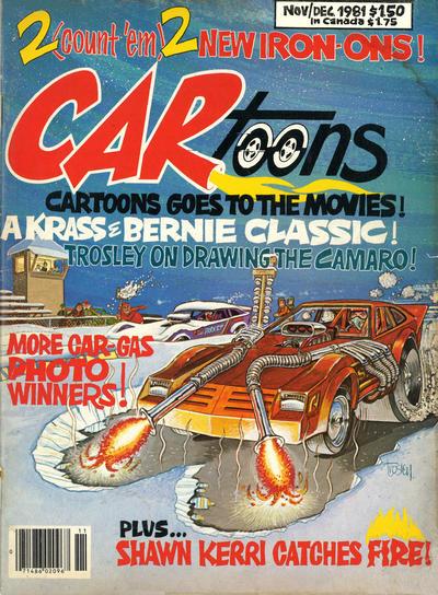 CARtoons #[123] (1981)