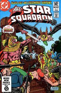 All-Star Squadron #6 (1981)