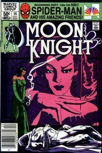 Moon Knight #14 (1981)