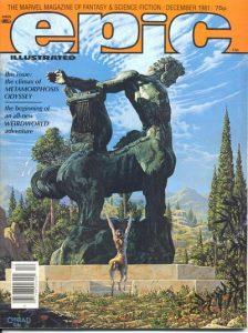 Epic Illustrated #9 (1981)