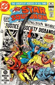 All-Star Squadron #7 (1981)