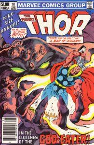 Thor Annual #10 (1982)