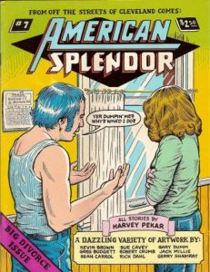 American Splendor #7 (1982)