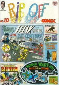 Rip Off Comix #10 (1982)