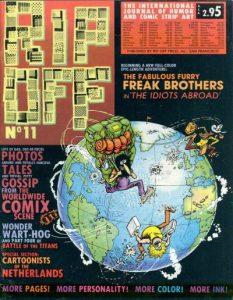 Rip Off Comix #11 (1982)