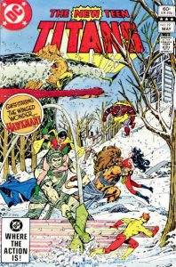 The New Teen Titans #19 (1982)