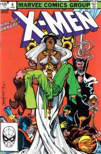 X-Men Annual #6 (1982)
