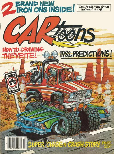 CARtoons #[124] (1982)