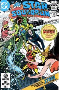 All-Star Squadron #8 (1982)