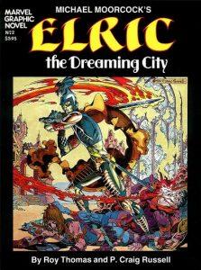 Marvel Graphic Novel #2 (1982)