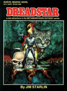 Marvel Graphic Novel #3 (1982)