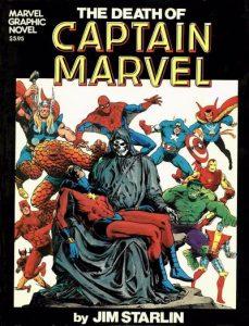 Marvel Graphic Novel #[1] (1982)