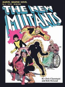 Marvel Graphic Novel #4 (1982)