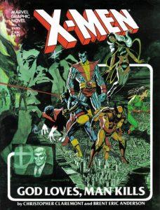 Marvel Graphic Novel #5 (1982)