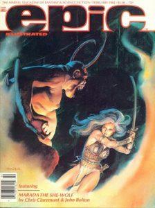 Epic Illustrated #10 (1982)