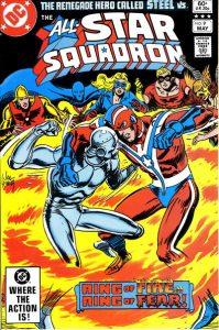 All-Star Squadron #9 (1982)