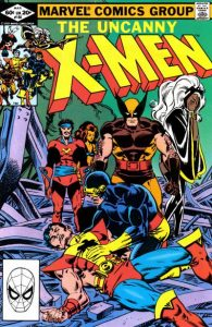The Uncanny X-Men #155 (1982)