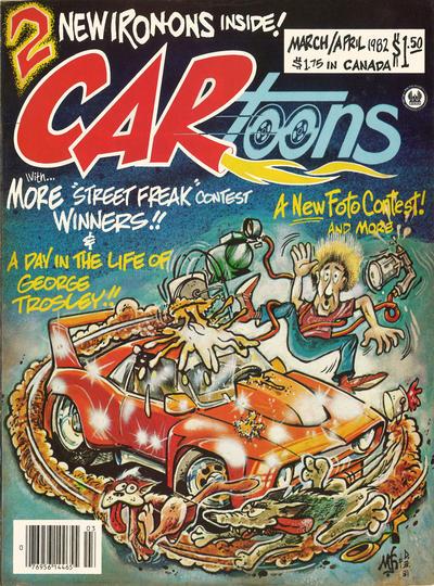CARtoons #[125] (1982)
