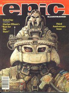 Epic Illustrated #11 (1982)