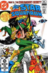 All-Star Squadron #11 (1982)