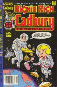 Richie Rich & Cadbury #22 (1982)