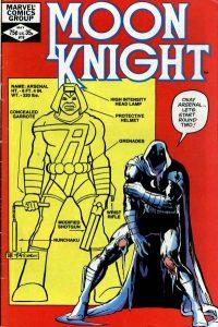 Moon Knight #19 (1982)