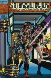 Starslayer #3 (1982)