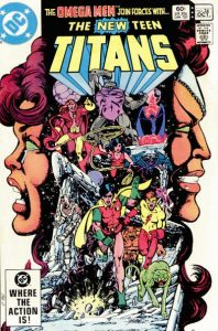 The New Teen Titans #24 (1982)