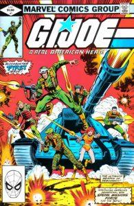 G.I. Joe #1 (1982)