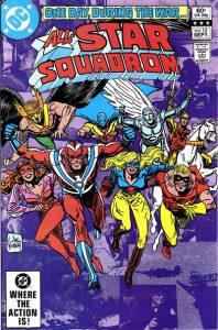 All-Star Squadron #13 (1982)
