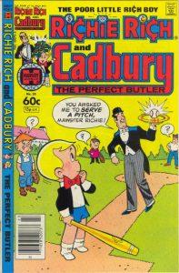 Richie Rich & Cadbury #23 (1982)